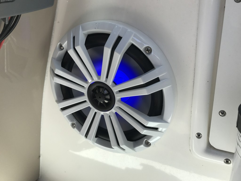 SeaRay Stereo Installs- Mentor, OH Kicker, Led Lighting, Bluetooth, Marine Stereo Systems Other Brands we offer and/or install- Wetsounds, JL Audio, Polk, Fusion and more.